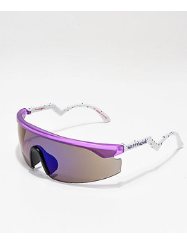 Happy Hour Accelerators Figgy Stardust Sunglasses by Happy Hour