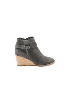 Bnatalia Waterproof Dark Grey Suede by Steve Madden
