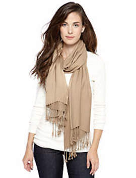 Satin Pashmina Scarf by New Directions