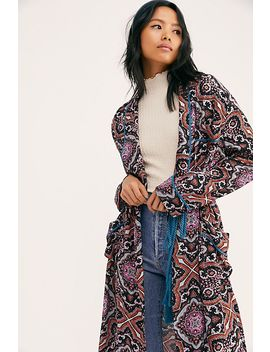 Don't You Wait Duster by Free People