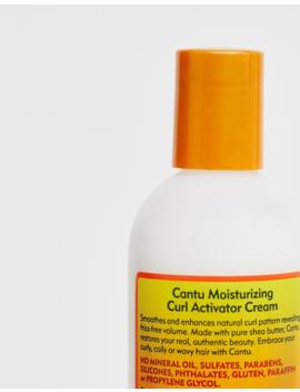 Cantu Shea Butter Moisturizing Curl Activator Cream 355ml by Hair Treatment