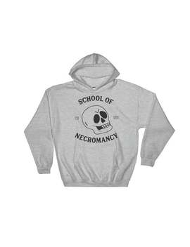 School Of Necromancy Dungeons And Dragons Inspired Jumper   University And College Parody Sweatshirt Dn D And Rpg Gamer Gifts This Christmas by Etsy