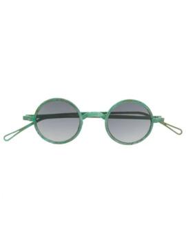 Solbriller Med Rundt Stel by Rigards