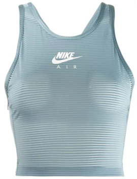 Ribbed Sports Vest by Nike