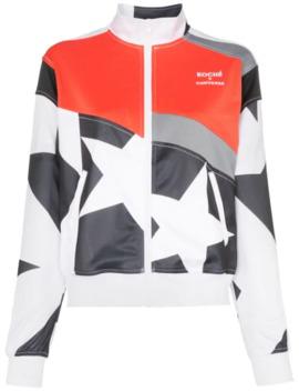 X Koché Star Print Track Jacket by Converse