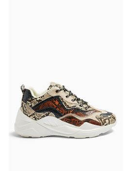Cancun Chunky Trainers by Topshop