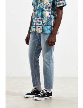 Rolla's Relaxo Chop Original Stone Cropped Jean by Rolla's