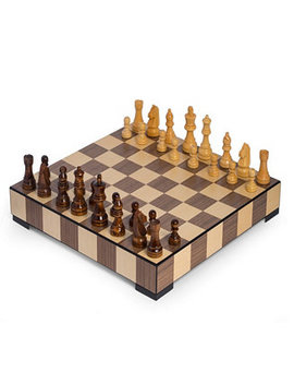 Chess And Checker Set by General