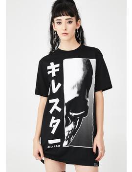 Tokyo Graphic T Shirt by Killstar