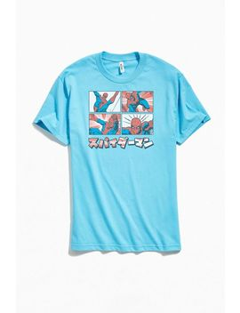 Spiderman Kanji Tee by Urban Outfitters