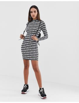 Asos Design 'do Your Thing' Bodycon Mini Dress by Asos Design