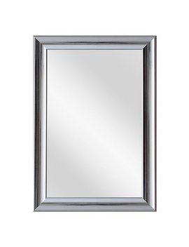 Zarah Effect Frame Mirror by Dunelm