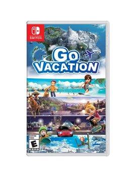 Go Vacation, Nintendo, Nintendo Switch, 045496593827 by Nintendo