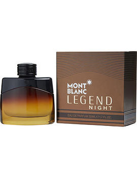 Mont Blanc Legend Night   Eau De Parfum Spray 1.7 Oz by Mont Blanc