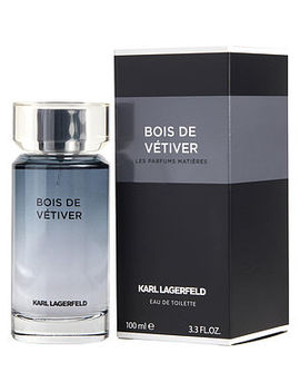 Karl Lagerfeld Bois De Vetiver   Eau De Toilette Spray 3.3 Oz by Karl Lagerfeld