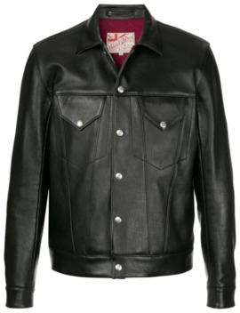 Granada Leather Jacket by Addict Clothes Japan