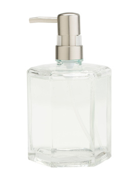 6oz Glass Bottle Honeysuckle Hand Soap by Tj Maxx