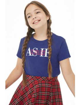 Girls Clueless Graphic Tee (Kids) by Forever 21