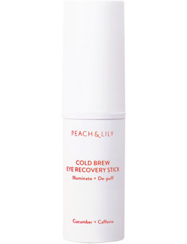 Cold Brew Eye Recovery Stick by Peach & Lily