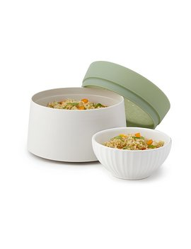 Microwave Quinoa &Amp; Rice Cooker by Uncommon Goods