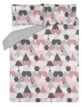 Grey Tufted Tassel Cushion by Asda