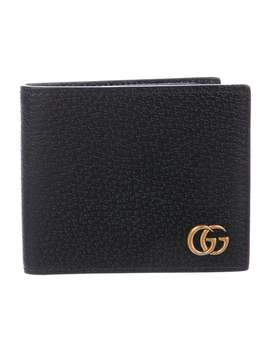 Gg Marmont Bifold Wallet by Gucci