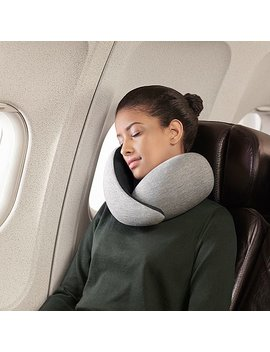 Compact Packable Travel Neck Pillow by Uncommon Goods