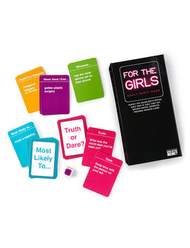 For The Girls Party Game by Uncommon Goods