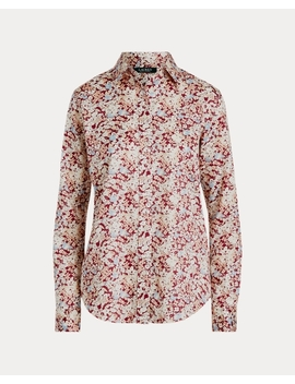 Floral Print Shirt by Ralph Lauren