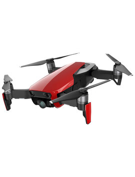Dji Mavic Air Quadcopter Drone With Camera   Lava Red by Best Buy