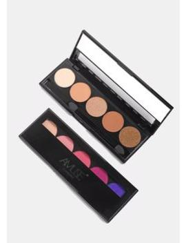 Amuse 5 Circle Eyeshadow Palette by Miss A