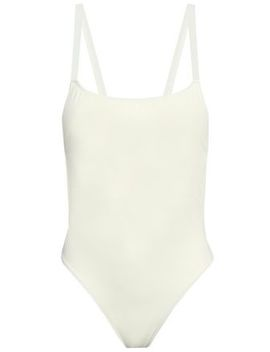 The Toni Open Back Swimsuit by Solid & Striped