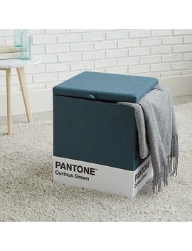 Pantone Storage Stool by Uncommon Goods