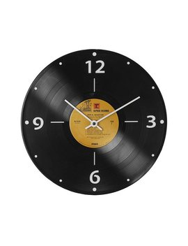 Record Clock by Uncommon Goods
