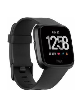 Versa Classic Band   Black, Small by Currys