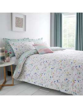Confetti Reversible Duvet Cover And Pillowcase Set by Dunelm