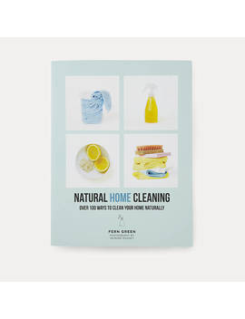 Natural Home Cleaning Book by Uncommon Goods