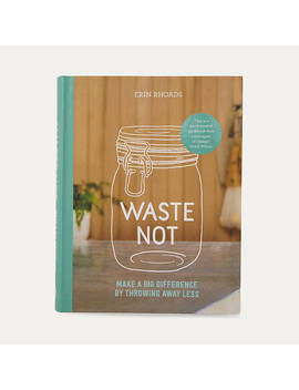Waste Not Book by Uncommon Goods