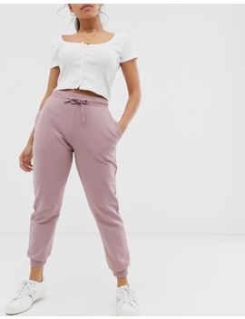 Asos Design Petite Basic Jogger With Tie by Asos Design