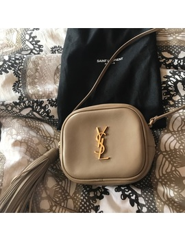 Ysl Blogger Bag by Saint Laurent