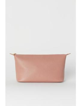 Spacious Toiletry Bag by H&M