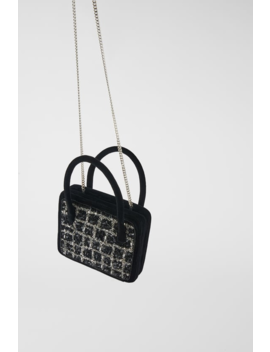 Bandolera Mini Joya Blue Collection  Mujershoes&Amp;Bags Última Semana by Zara