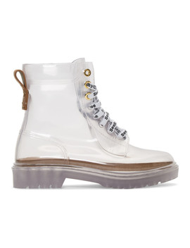 Transparent Florrie Boots by See By ChloÉ