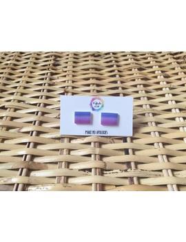 Bi Bisex Pride Flag Miniature Earrings   Lgbt+ Community   Sexual Identity Bracelet   Bisexual Flag Pride Rainbow   Gift Lgbt+ by Etsy