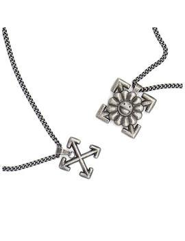 Custom Off White Necklace Set by Etsy