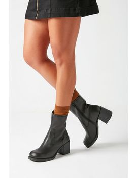 Christina Chunky Mid Calf Boot by Urban Outfitters
