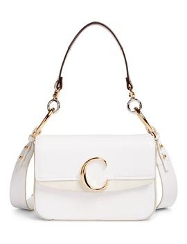 Leather Shoulder Bag by ChloÉ