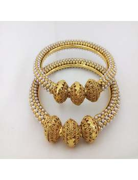 Indian Fashion Jewelry Bollywood Bangle Ethnic Gold Plated Traditional Bangle Labour Day Gift by Etsy
