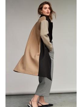 camel_black-colourblock-coatigan by next