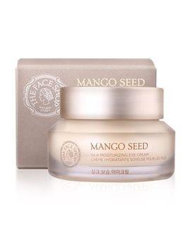 The Face Shop   Mango Seed Silk Moisturizing Eye Cream 30ml by The Face Shop
